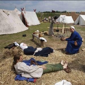Быт восточных славян в 8 веке