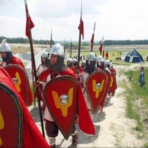 Переселение славянских племен