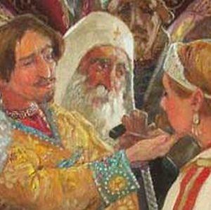 Старинные свадебные обряды в Древней Руси, традиции на свадьбу