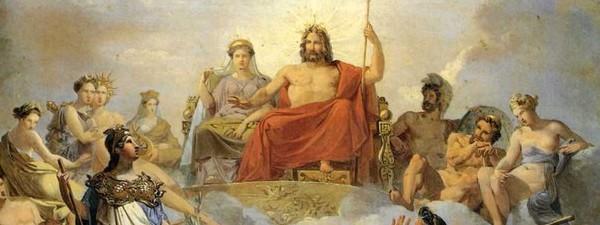 Мифы про древнегреческих богах