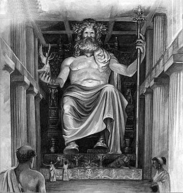 Древнегреческие боги их обозначения