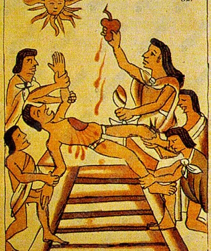 an analysis of the aztec indians as very unique in every aspect of life Glaciers and analysis of indian languages support the idea that the native ancestors came out of this very ground native americans share myths with people from.