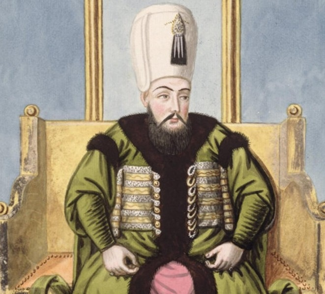 Султан селим 1 был гомосексуалистом