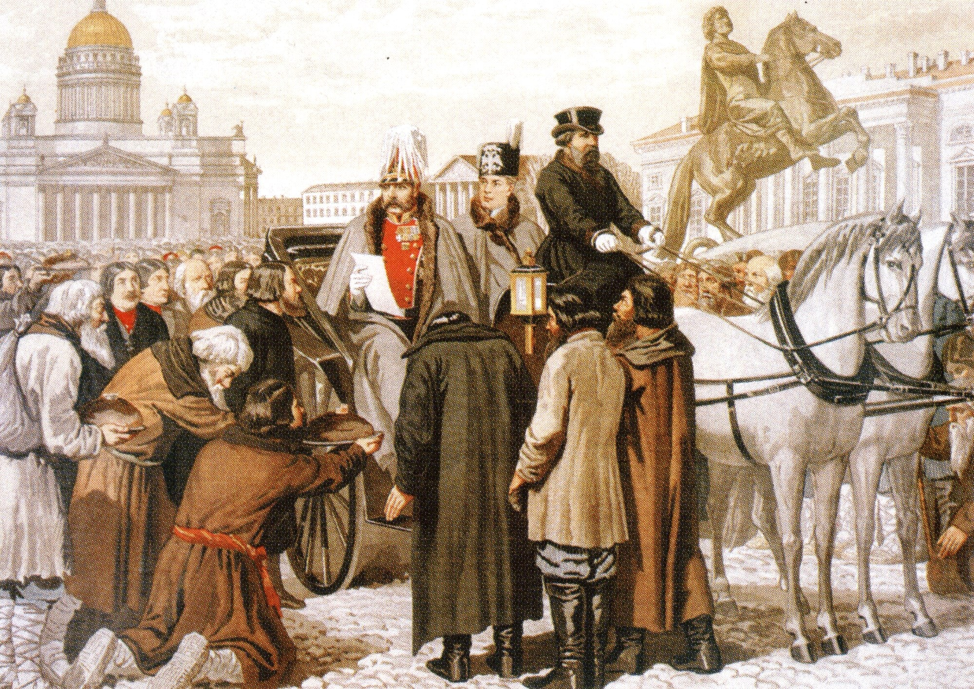 Крепостное право в россии: история законодательства.