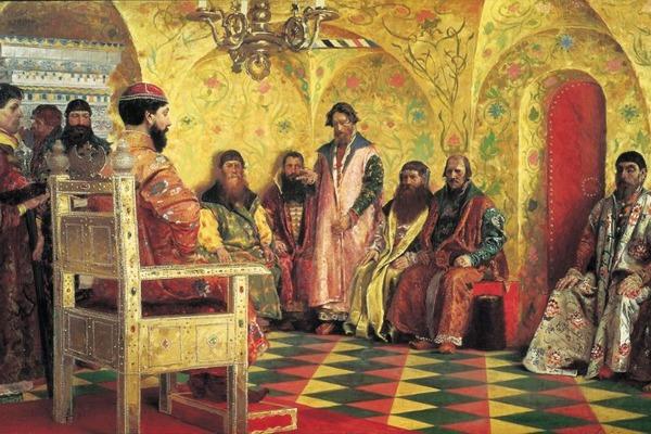 первый земский собор 1549 года