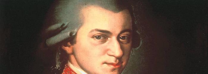 Изображение Моцарта