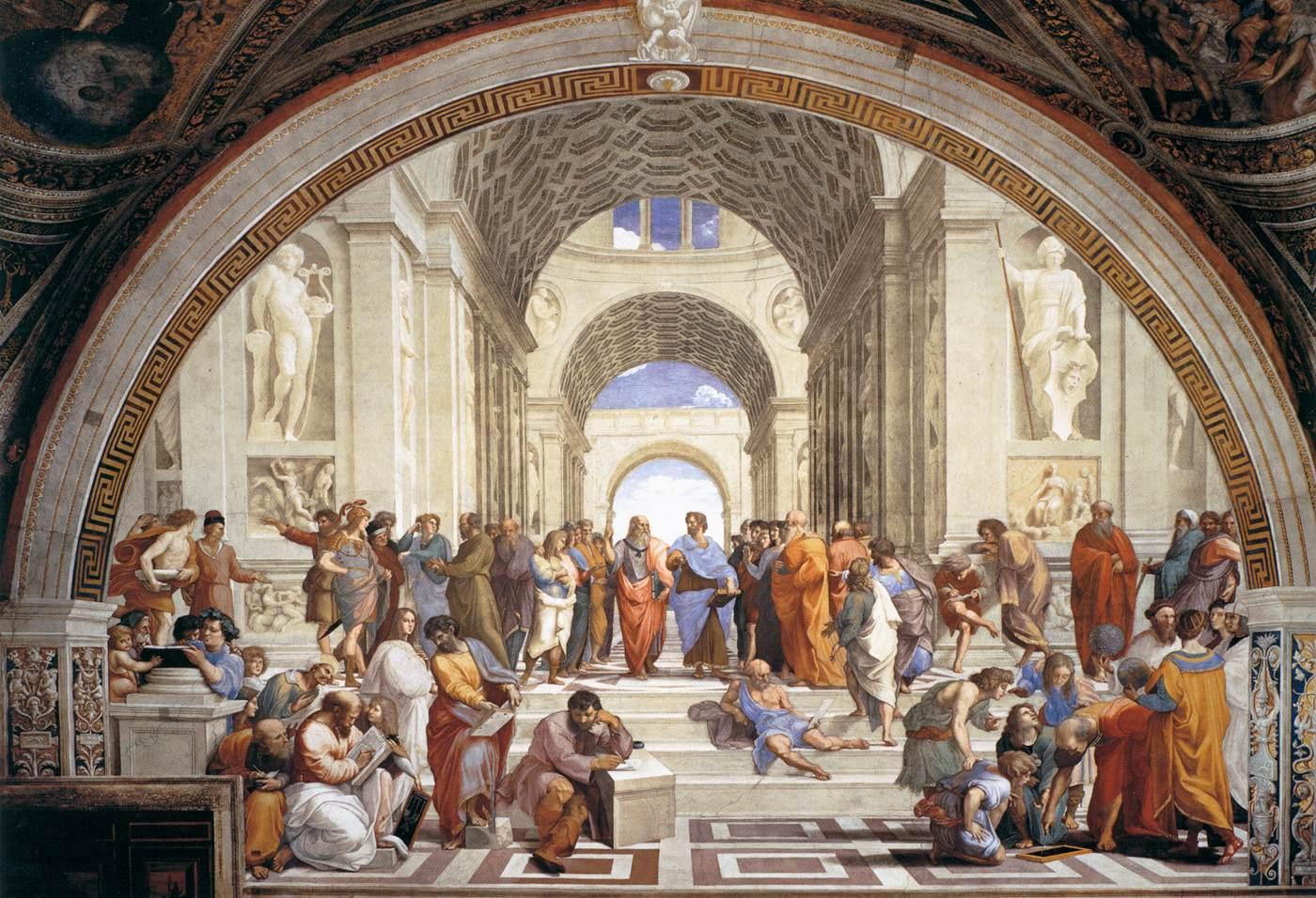 Становление Аристотеля