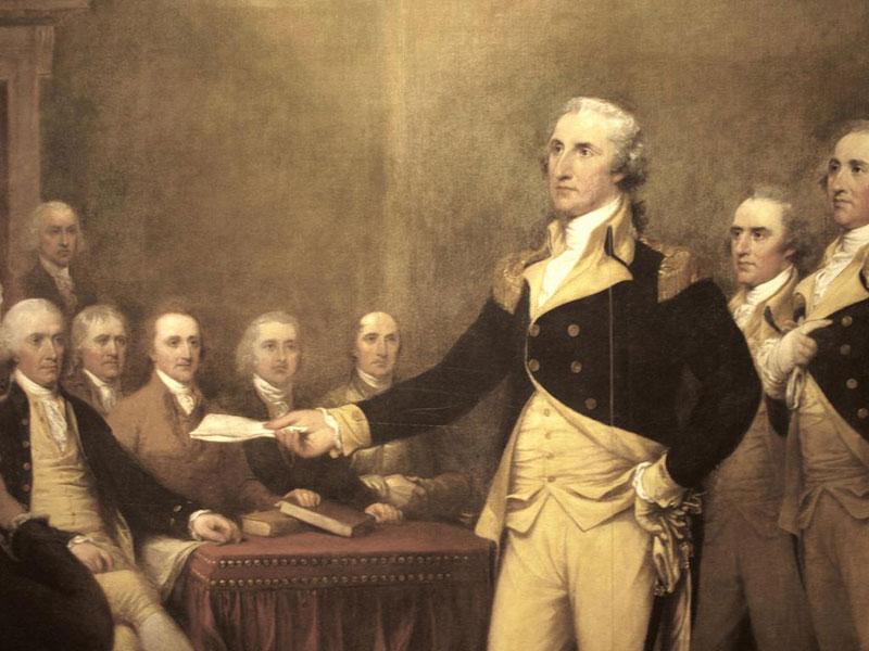 История Джорджа Вашингтона
