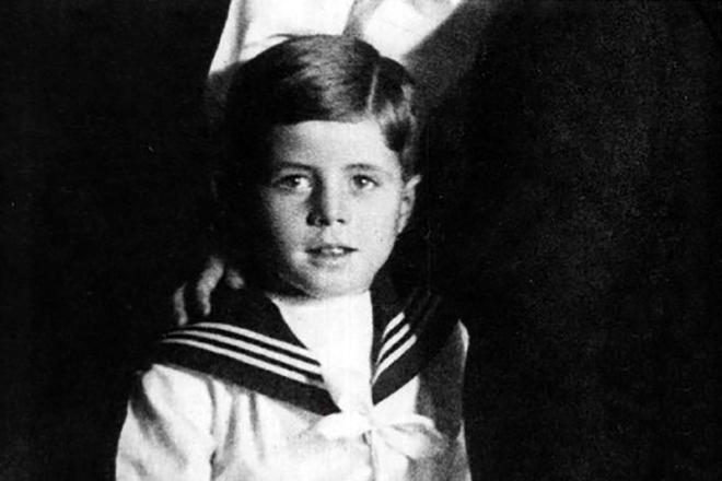 Детство Кеннеди
