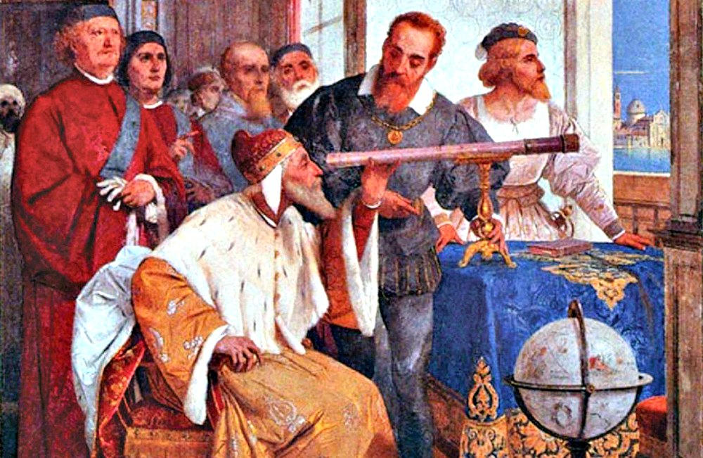 Становление Галилея в науке