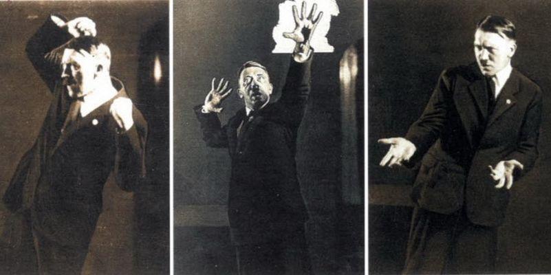 Гитлер приходит к власти