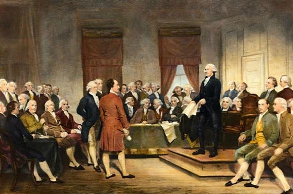 Президентство Вашингтона