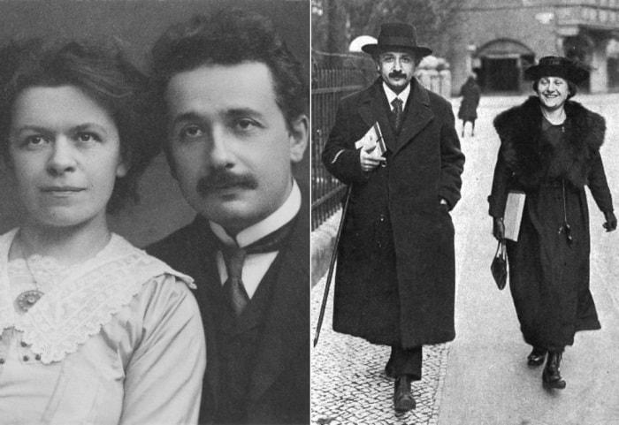 Личная жизнь Эйнштейна