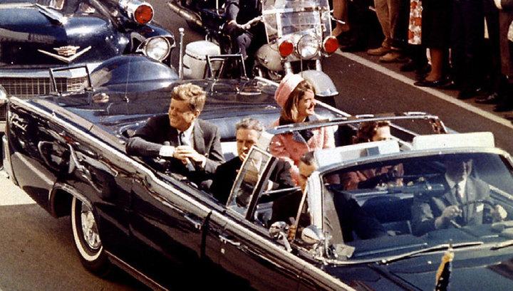 Перед убийством Кеннеди
