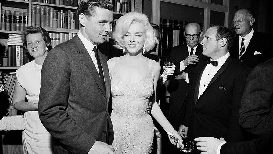 Личная Жизнь Кеннеди с Мерилин Монро