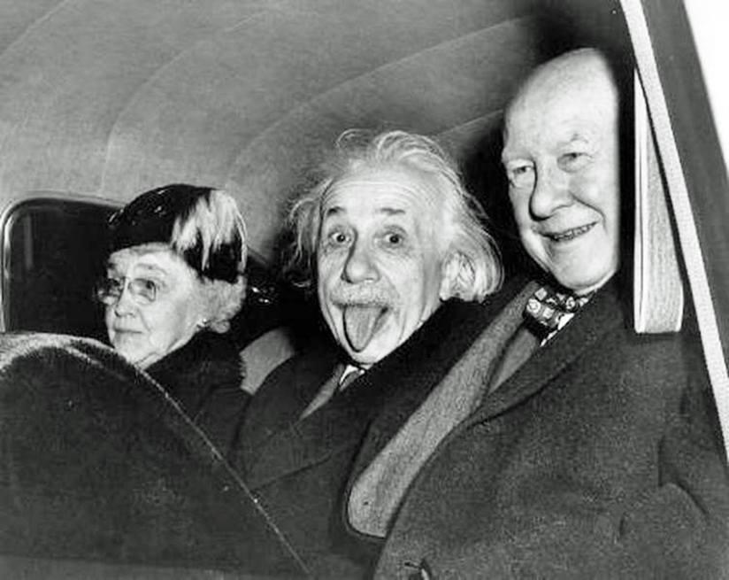 Интересные факты об Эйнштейне