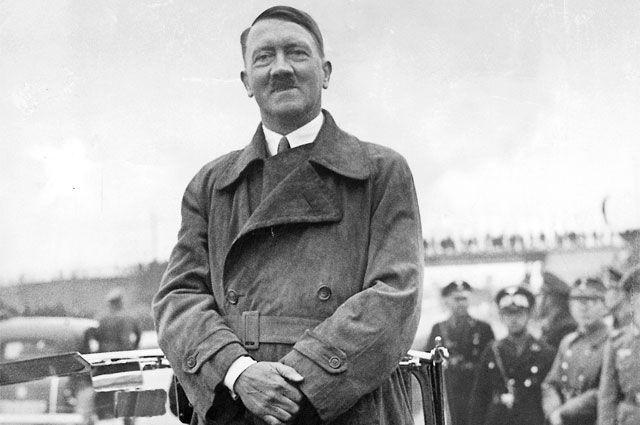 Последние годы Гитлера