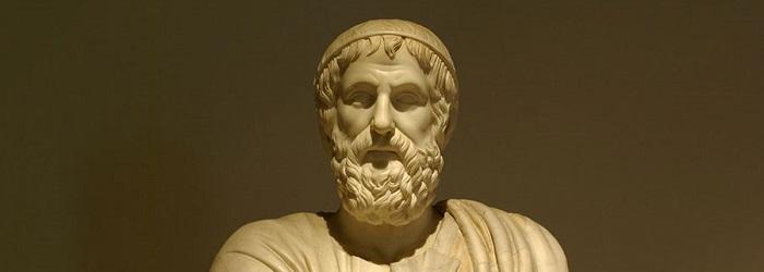 Статуя Гомера