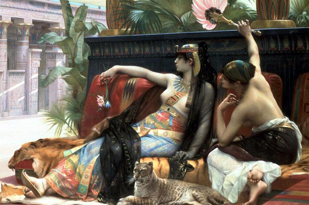 Картина Клеопатры