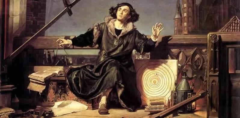 Картина Николай Коперник