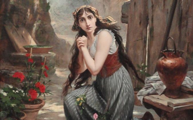 Первые годы жизни Орлеанской девы