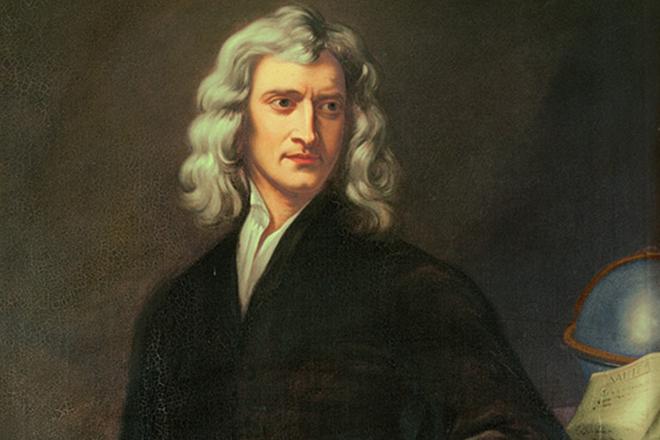 Ранние годы Ньютона