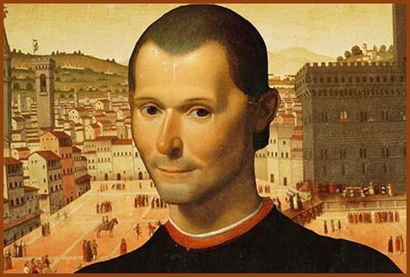 Картина Никколо Макиавелли
