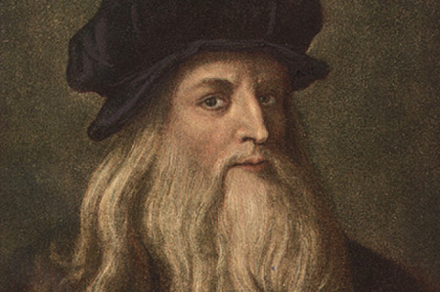 Скрытые знаки в картинах да Винчи