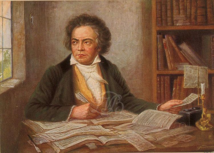 Чем известен Бетховен
