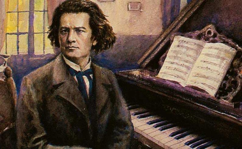 Бетховен за роялем