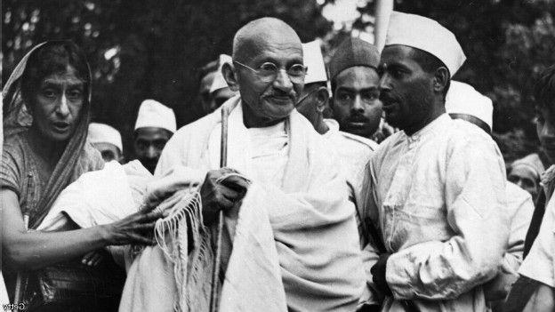 Достижения Ганди
