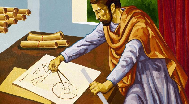 Наследие Евклида - геометрия