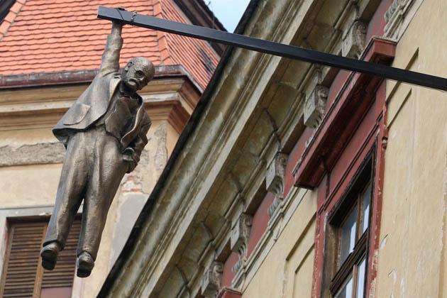 Памятник Фрейду