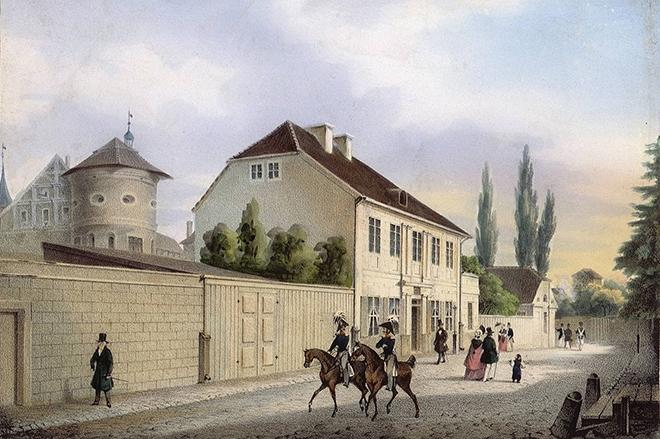 Картина Кенинсберга