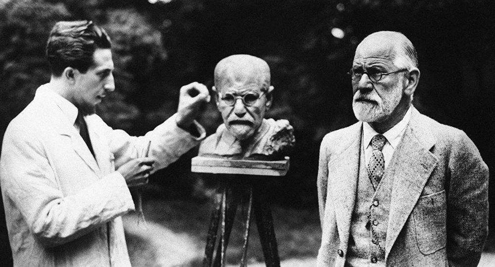 Скульптура Зигмунда