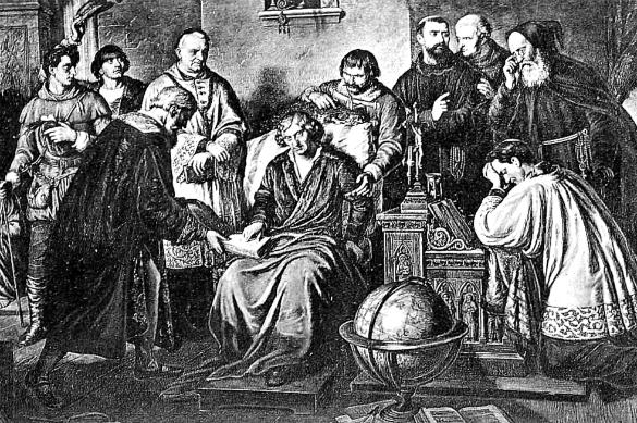 Обсуждения с Николаем Коперником