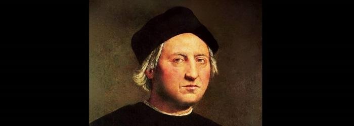 Миниатюра - Христофор Колумб