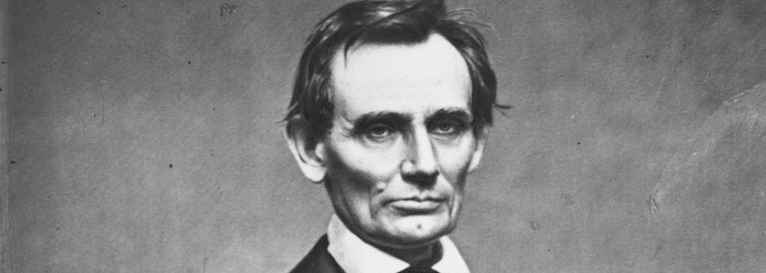 Миниатюра Авраам Линкольн