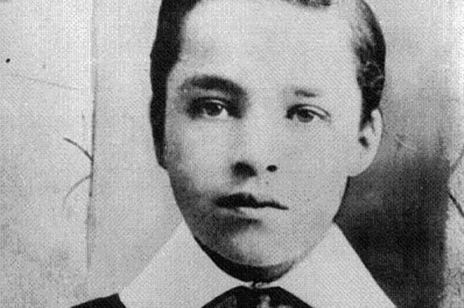 Чаплин в детстве