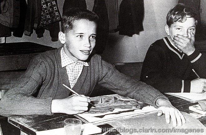 Молодой Пикассо