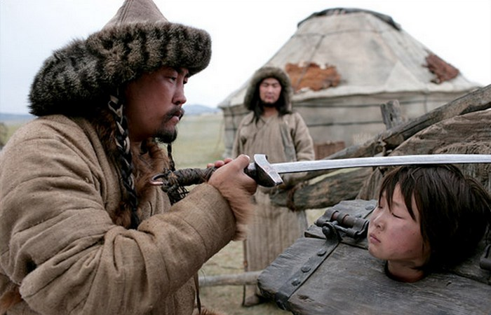 Воспитание Чингисхана