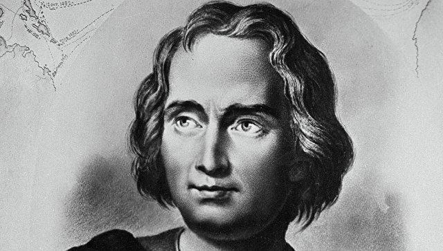 Маленький мальчик Христофор Колумб