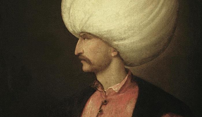 Профиль султана Османской империи