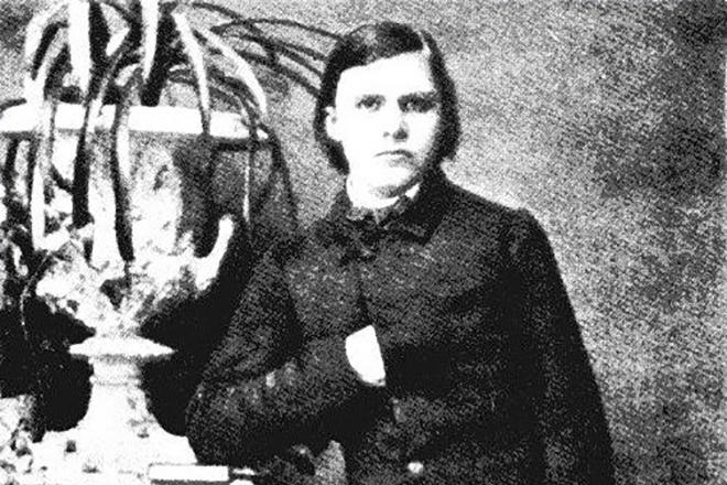 Молодой Ницше