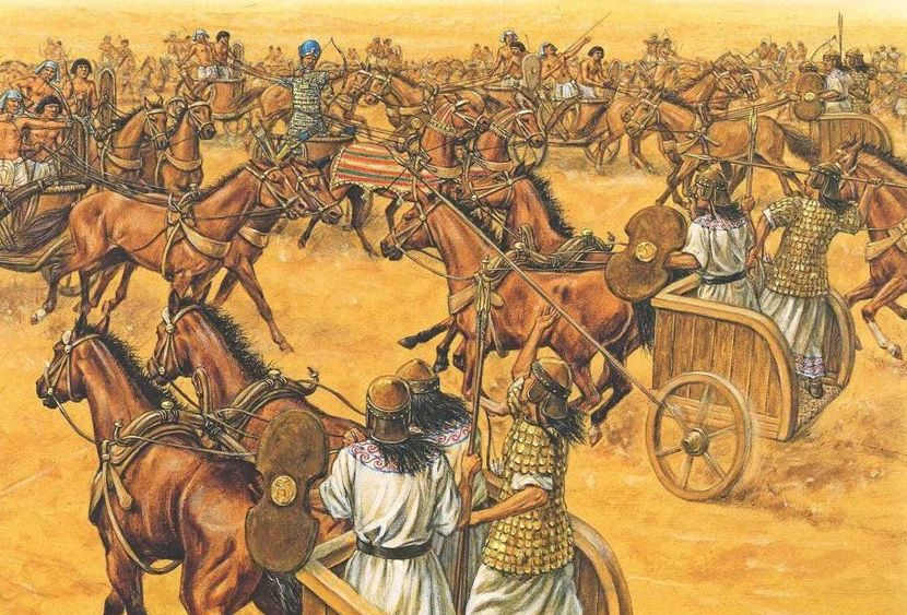 Войны египтян