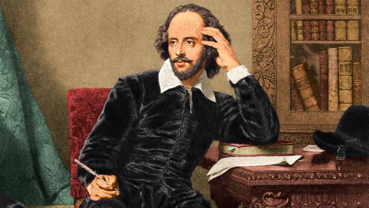 Шекспир в работе