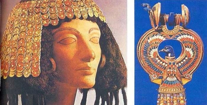 Невеста фараона