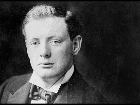 Молодоц корреспондент Уинстон Черчилль