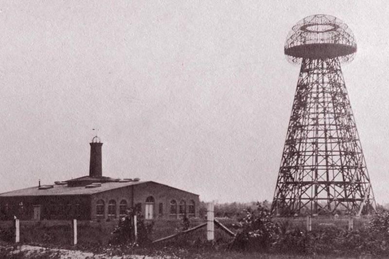 Башня Николы Тесла