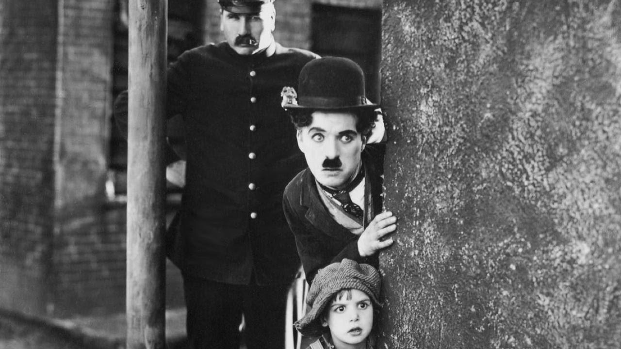 Чарли Чаплин в кино